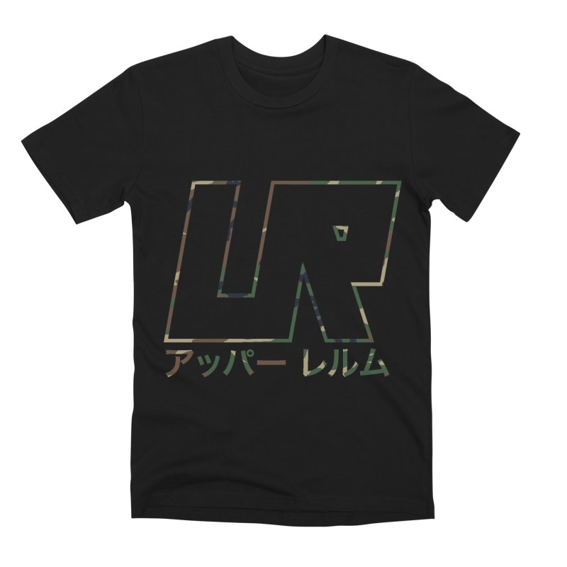 Upper Realm Men's Premium T-Shirt by Upper Realm Shop