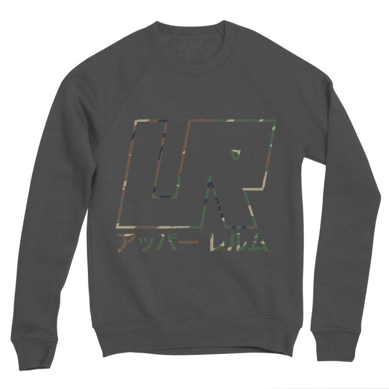 Upper Realm Men's Sponge Fleece Sweatshirt by Upper Realm Shop