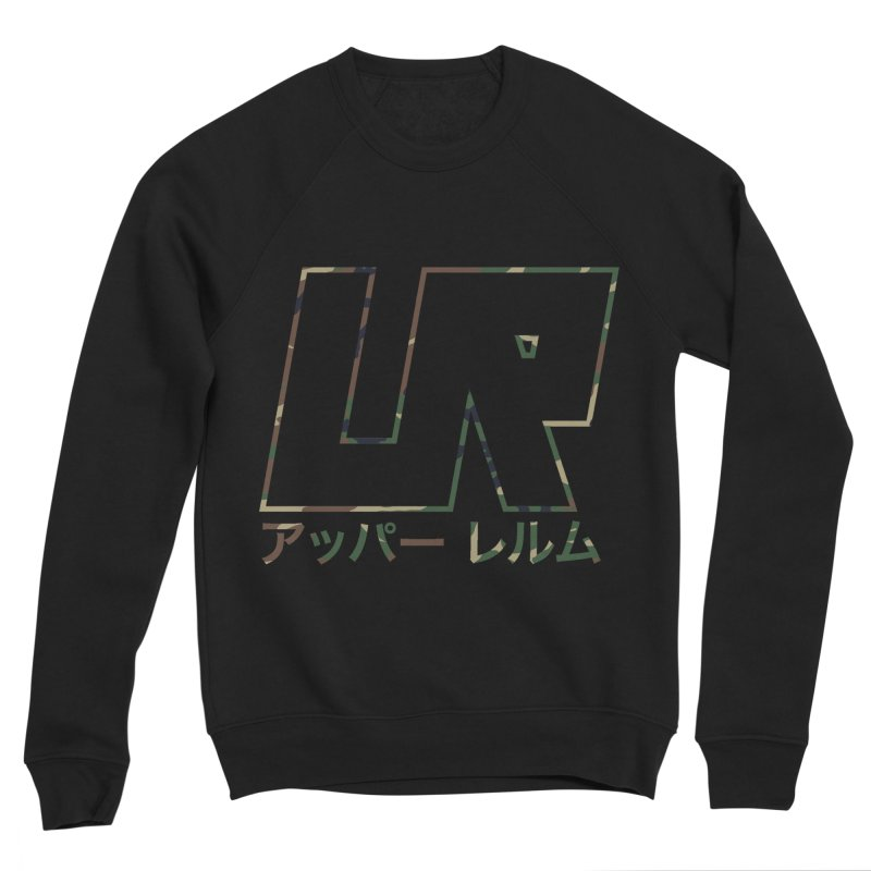 Upper Realm Women's Sweatshirt by Upper Realm Shop