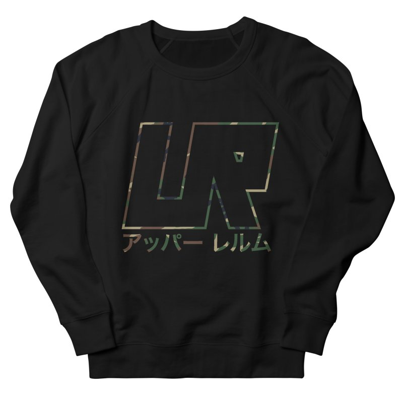 Upper Realm Men's French Terry Sweatshirt by Upper Realm Shop