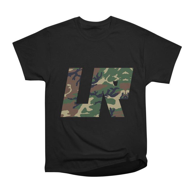 Upper Realm Camo Men's T-Shirt by Upper Realm Shop