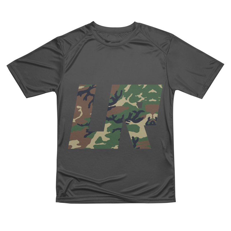 Upper Realm Camo Men's Performance T-Shirt by Upper Realm Shop