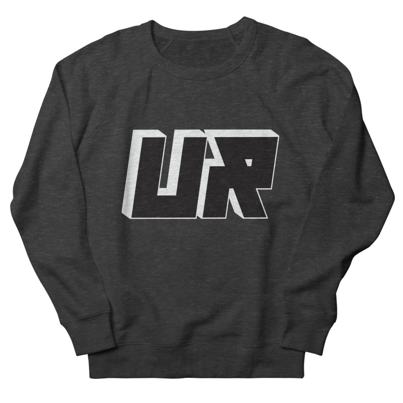 Upper Realm Black Women's Sweatshirt by Upper Realm Shop