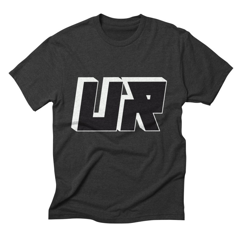 Upper Realm Black Men's Triblend T-Shirt by Upper Realm Shop