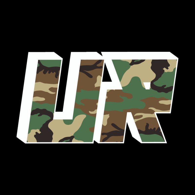 Upper Realm Camo Women's Sweatshirt by Upper Realm Shop
