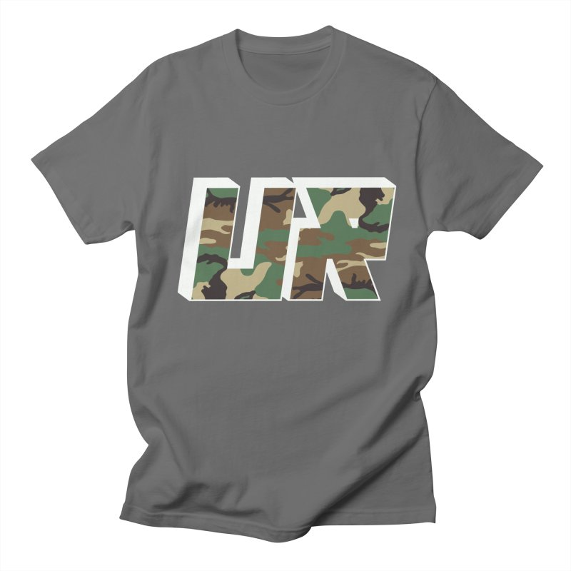 Upper Realm Camo Women's T-Shirt by Upper Realm Shop