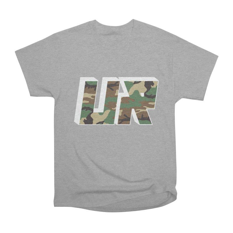 Upper Realm Camo Women's Heavyweight Unisex T-Shirt by Upper Realm Shop