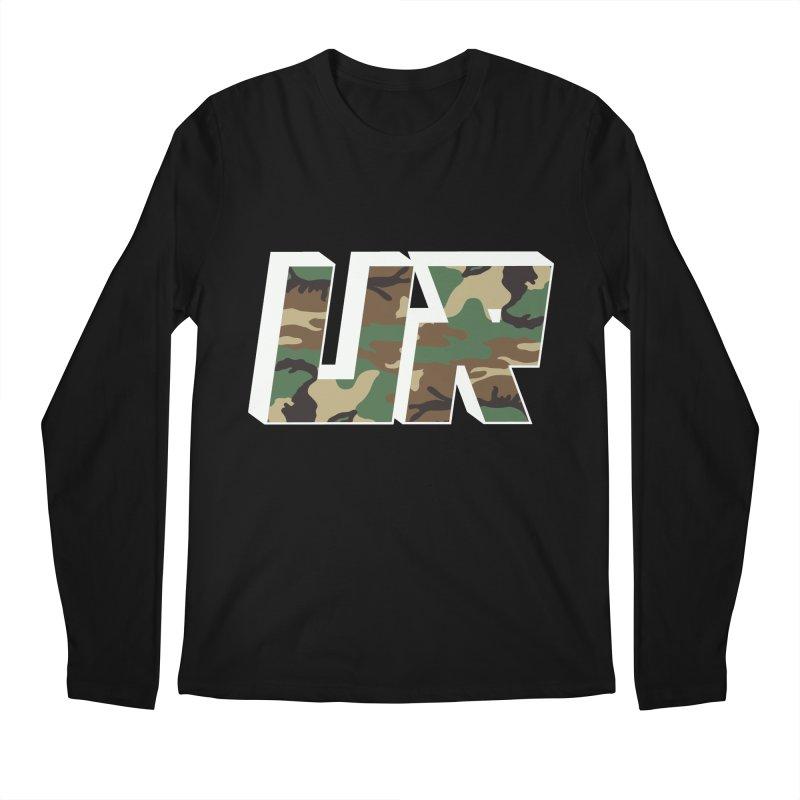 Upper Realm Camo Men's Regular Longsleeve T-Shirt by Upper Realm Shop