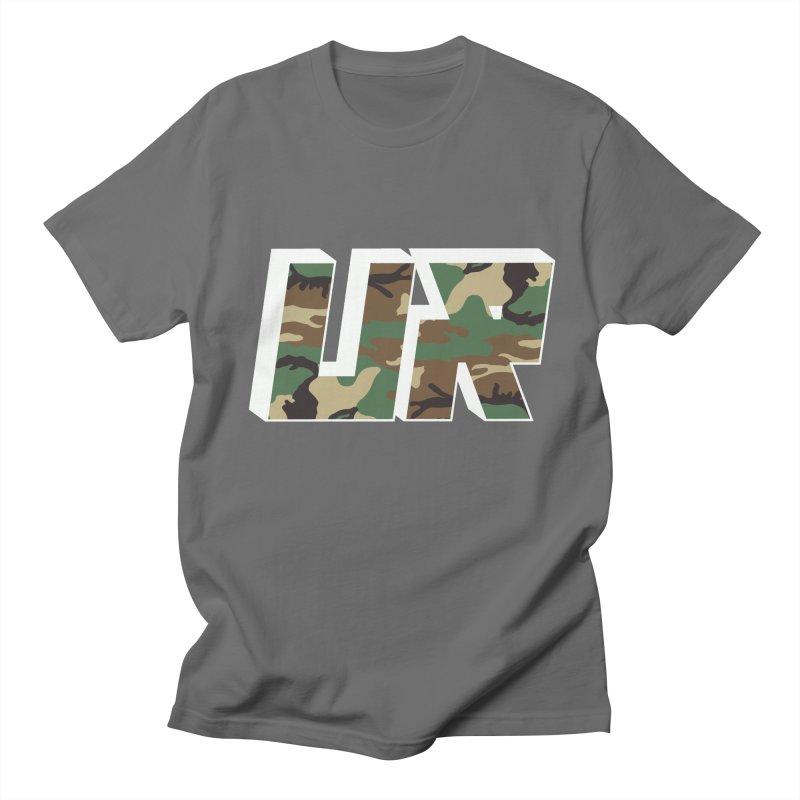 Upper Realm Camo Women's Regular Unisex T-Shirt by Upper Realm Shop