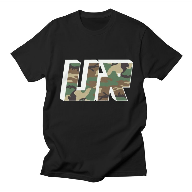 Upper Realm Camo Women's Regular Unisex T-Shirt by Upper Realm Shop