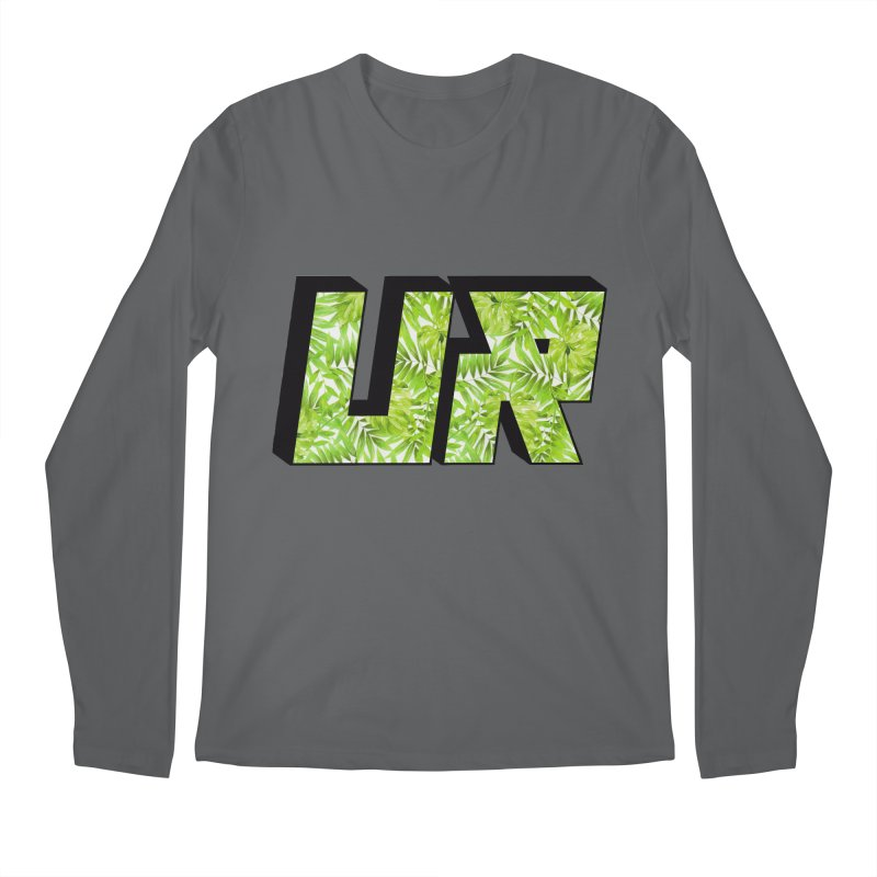 Upper Realm Tropical Men's Longsleeve T-Shirt by Upper Realm Shop