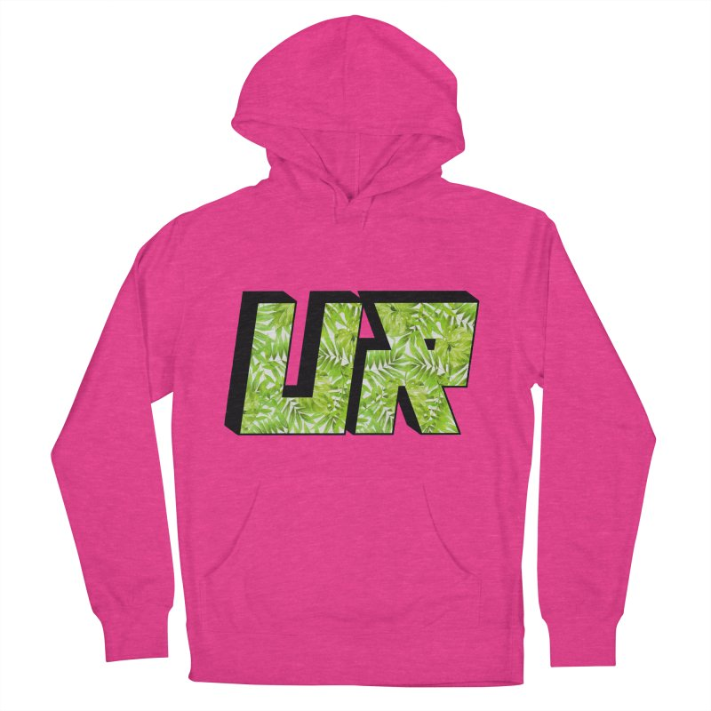 Upper Realm Tropical Women's French Terry Pullover Hoody by Upper Realm Shop