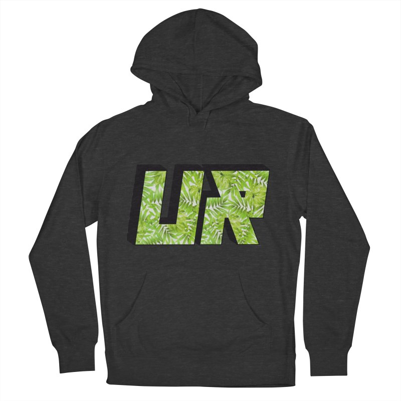 Upper Realm Tropical Men's French Terry Pullover Hoody by Upper Realm Shop