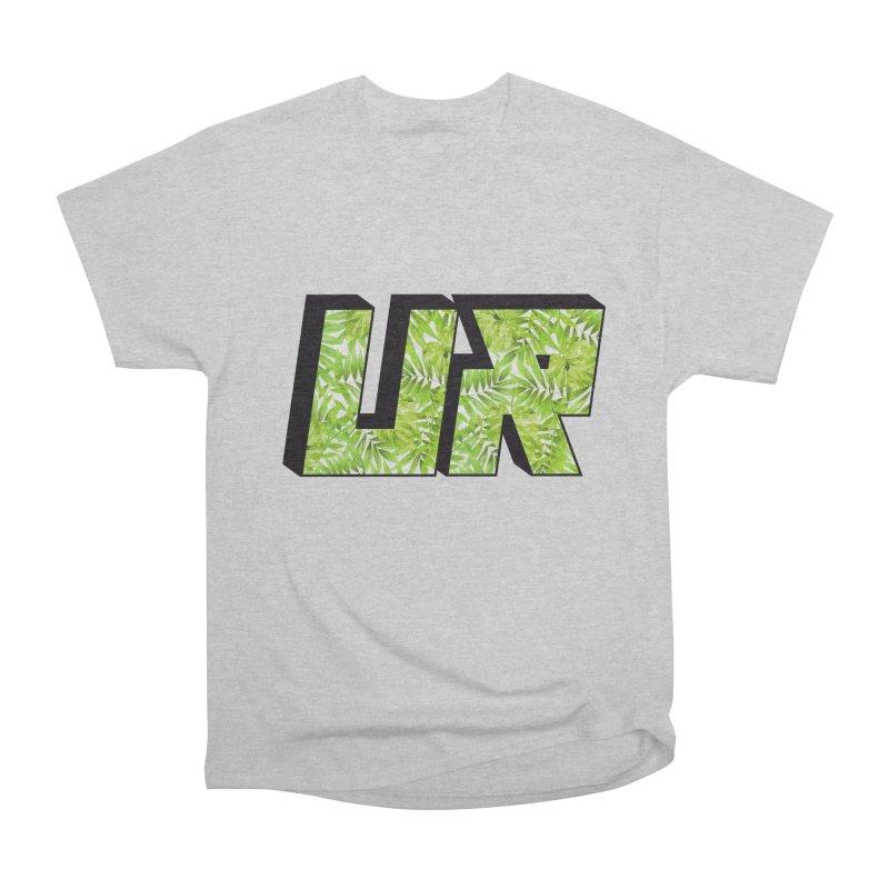 Upper Realm Tropical Men's Heavyweight T-Shirt by Upper Realm Shop