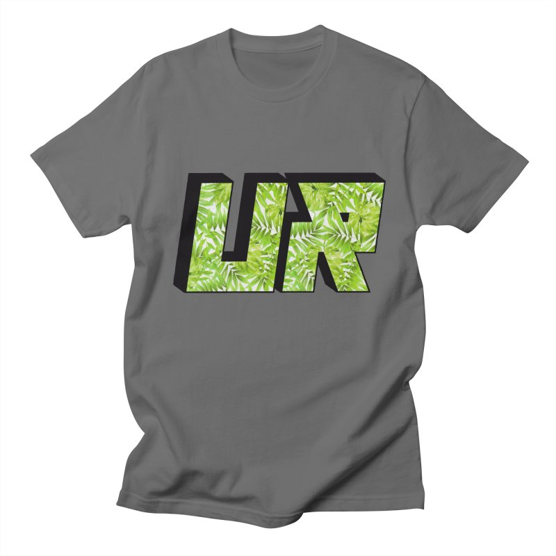 Upper Realm Tropical Men's Regular T-Shirt by Upper Realm Shop