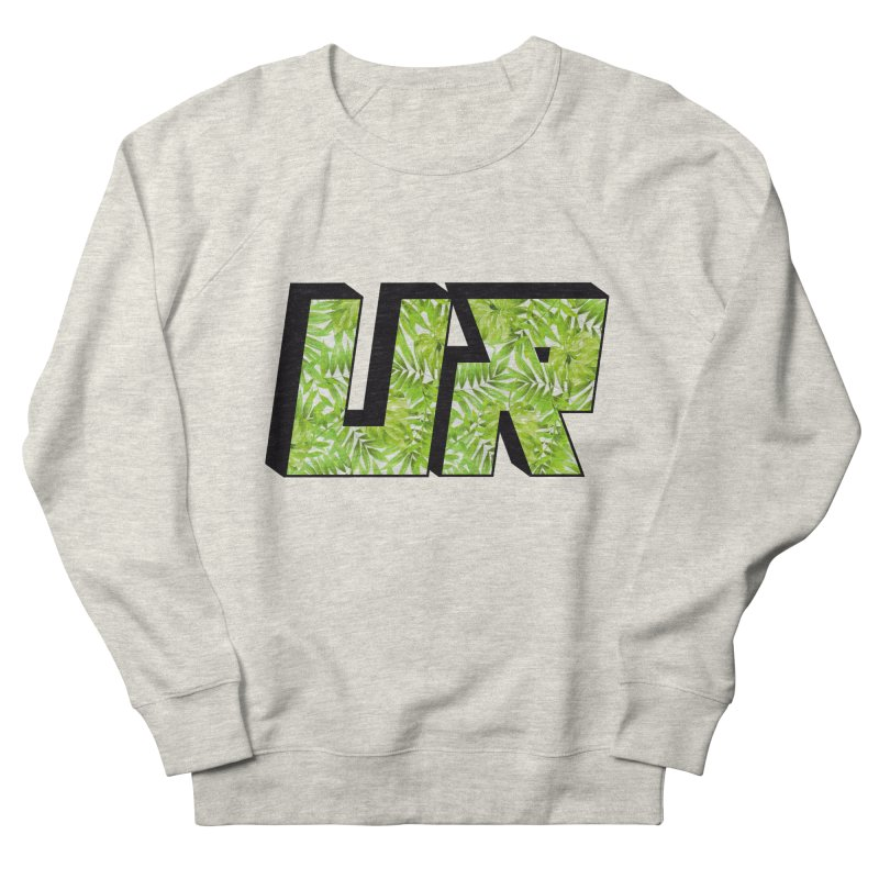 Upper Realm Tropical Men's French Terry Sweatshirt by Upper Realm Shop