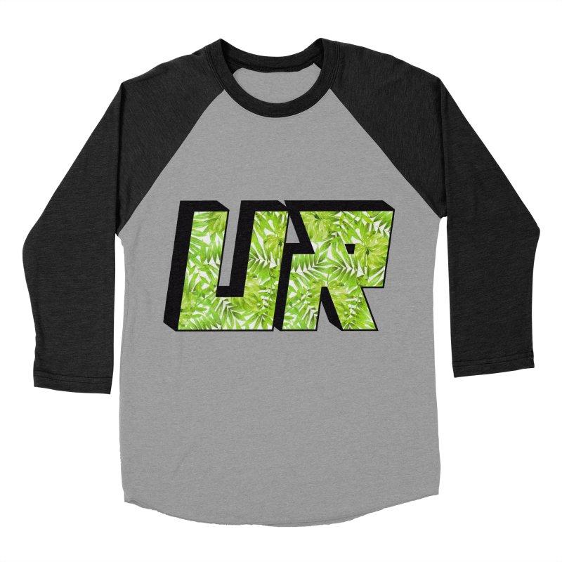 Upper Realm Tropical Women's Baseball Triblend Longsleeve T-Shirt by Upper Realm Shop