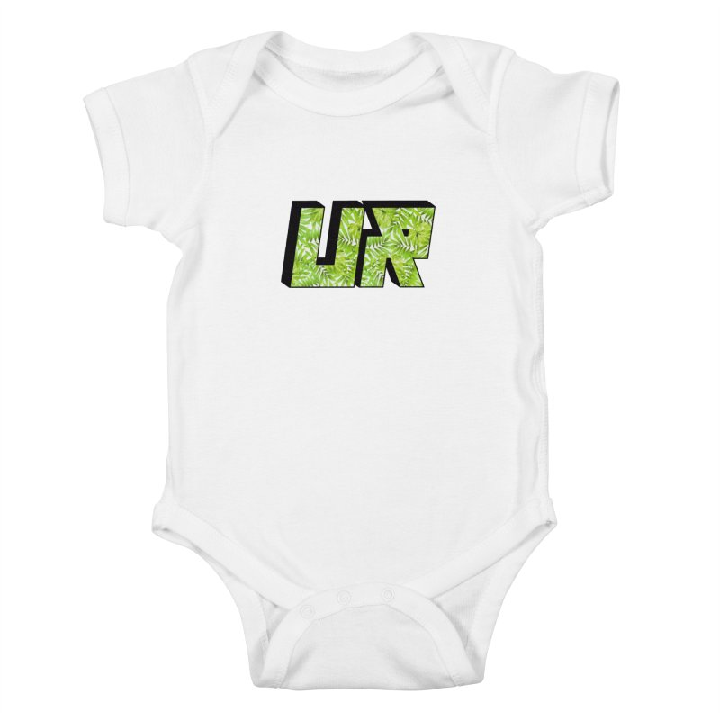 Upper Realm Tropical Kids Baby Bodysuit by Upper Realm Shop