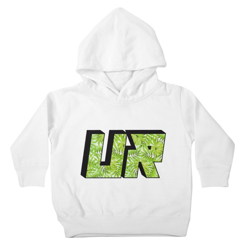 Upper Realm Tropical Kids Toddler Pullover Hoody by Upper Realm Shop
