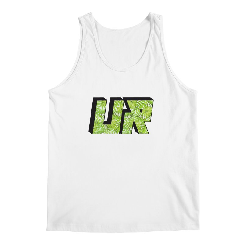 Upper Realm Tropical Men's Regular Tank by Upper Realm Shop