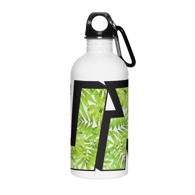 Upper Realm Tropical Accessories Water Bottle by Upper Realm Shop