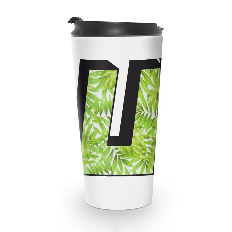 Upper Realm Tropical Accessories Travel Mug by Upper Realm Shop