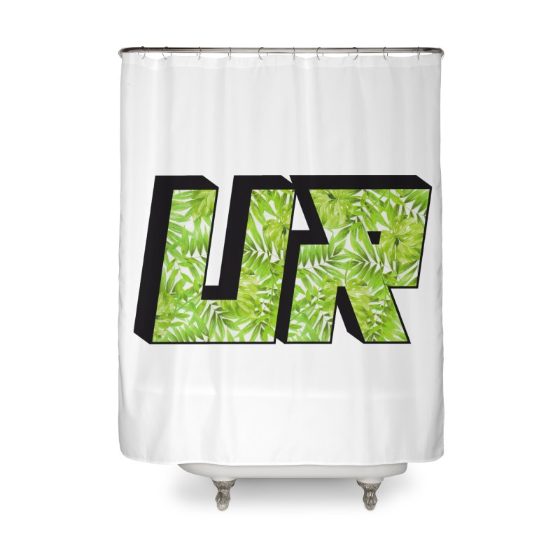 Upper Realm Tropical Home Shower Curtain by Upper Realm Shop