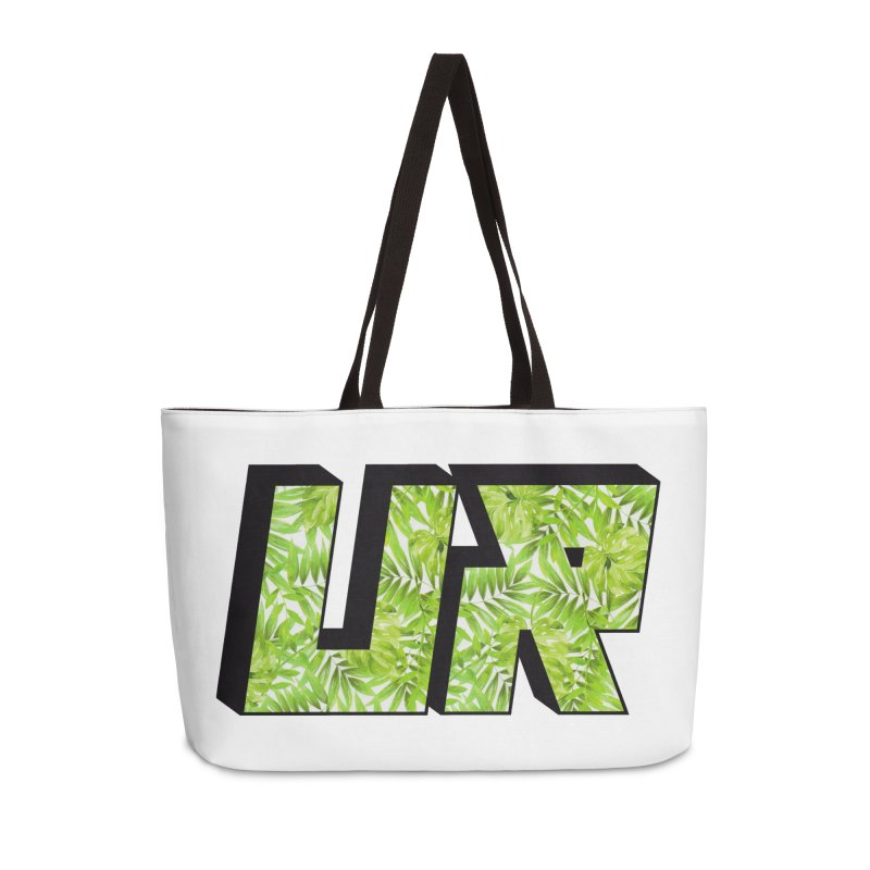 Upper Realm Tropical Accessories Weekender Bag Bag by Upper Realm Shop