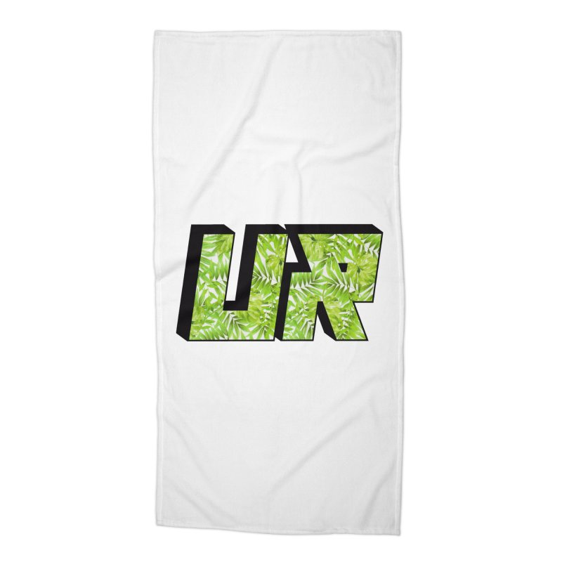 Upper Realm Tropical Accessories Beach Towel by Upper Realm Shop