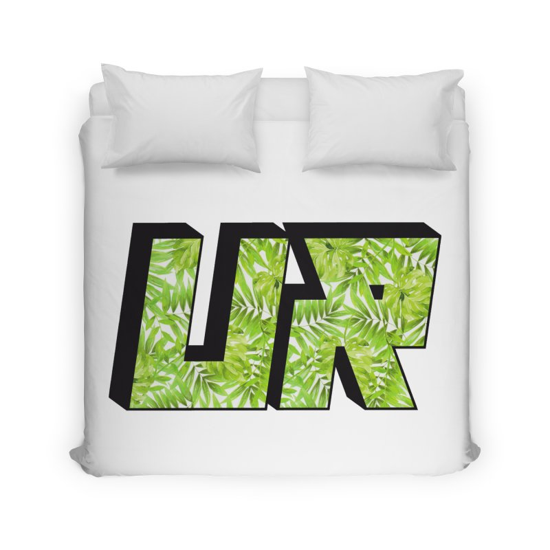 Upper Realm Tropical Home Duvet by Upper Realm Shop