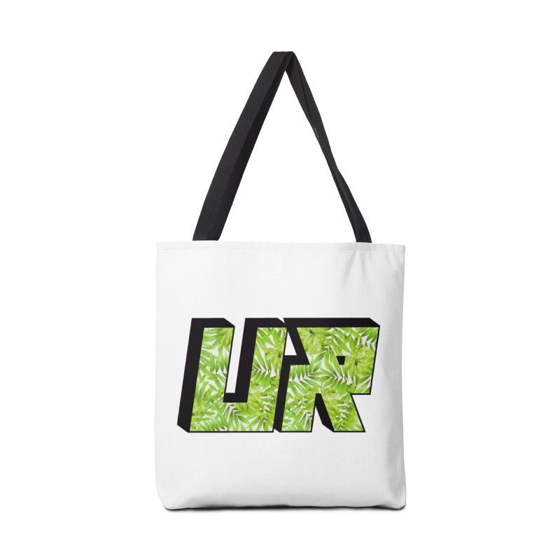 Upper Realm Tropical Accessories Tote Bag Bag by Upper Realm Shop