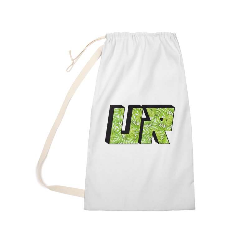 Upper Realm Tropical Accessories Laundry Bag Bag by Upper Realm Shop
