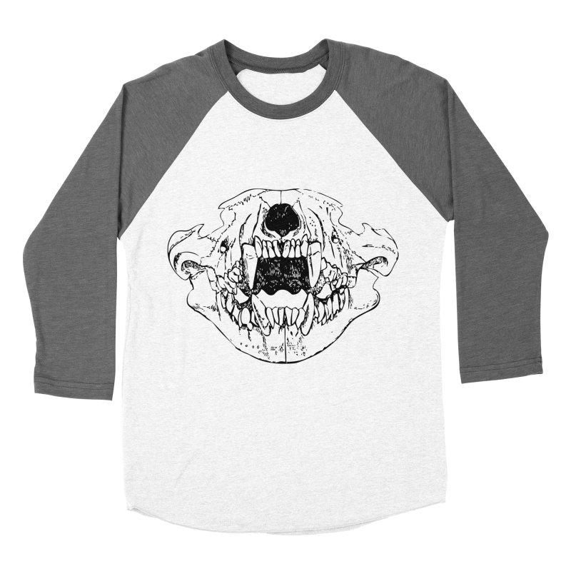 Bear Jaw Women's Longsleeve T-Shirt by Upper Realm Shop