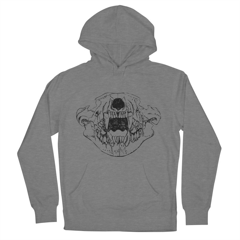 Bear Jaw Women's Pullover Hoody by Upper Realm Shop
