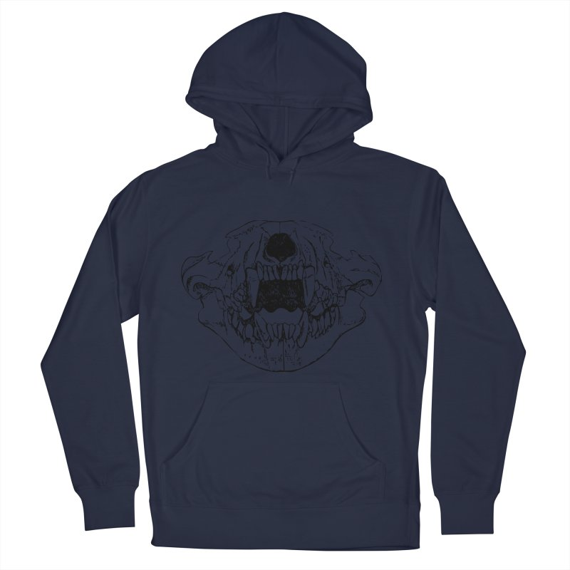 Bear Jaw Men's French Terry Pullover Hoody by Upper Realm Shop