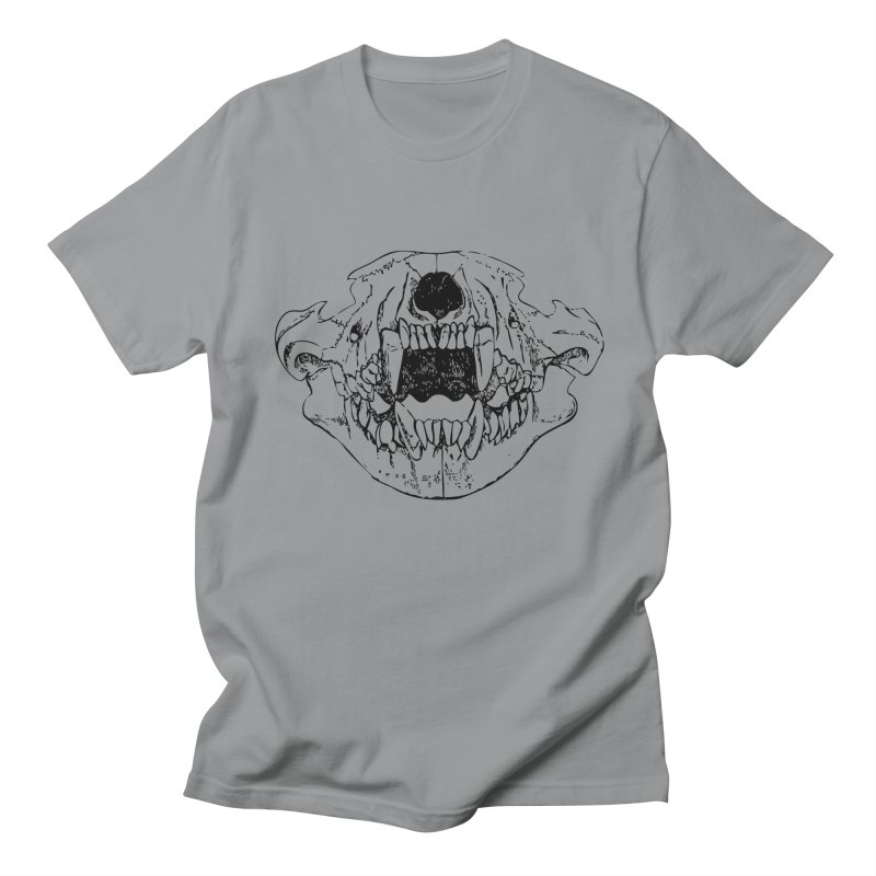 Bear Jaw Men's Regular T-Shirt by Upper Realm Shop