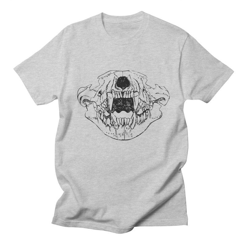 Bear Jaw Men's T-Shirt by Upper Realm Shop