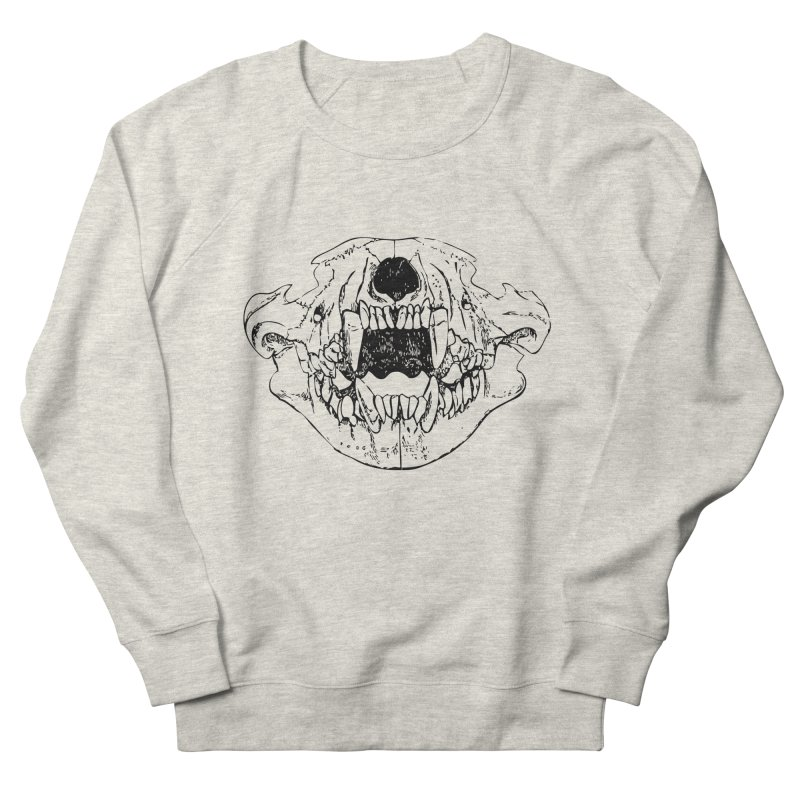Bear Jaw Men's French Terry Sweatshirt by Upper Realm Shop