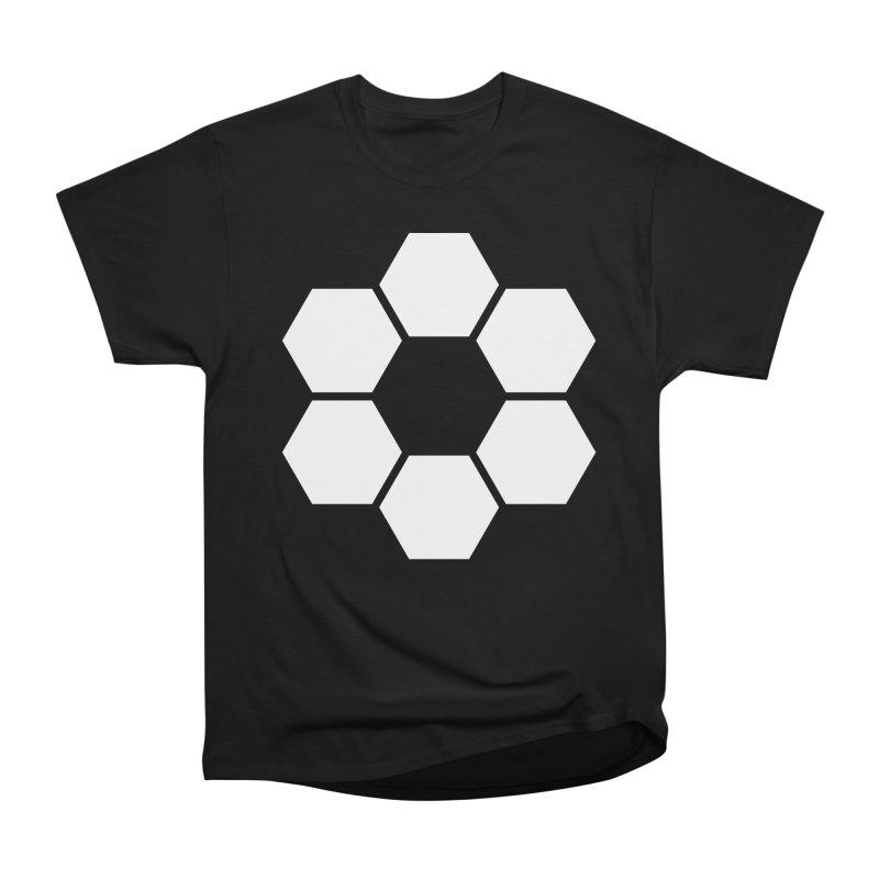 Kamon Solid W Men's Heavyweight T-Shirt by Upper Realm Shop