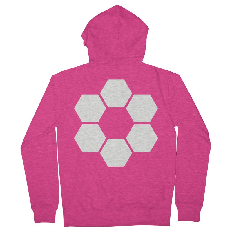Kamon Solid W Women's French Terry Zip-Up Hoody by Upper Realm Shop