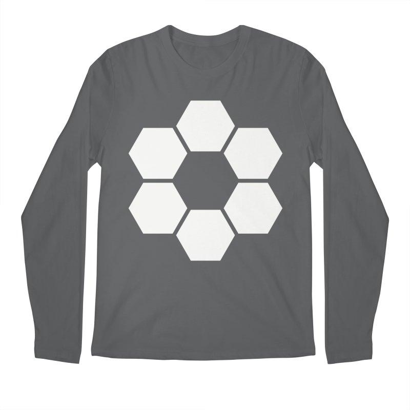 Kamon Solid W Men's Regular Longsleeve T-Shirt by Upper Realm Shop