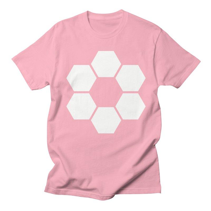 Kamon Solid W Men's Regular T-Shirt by Upper Realm Shop