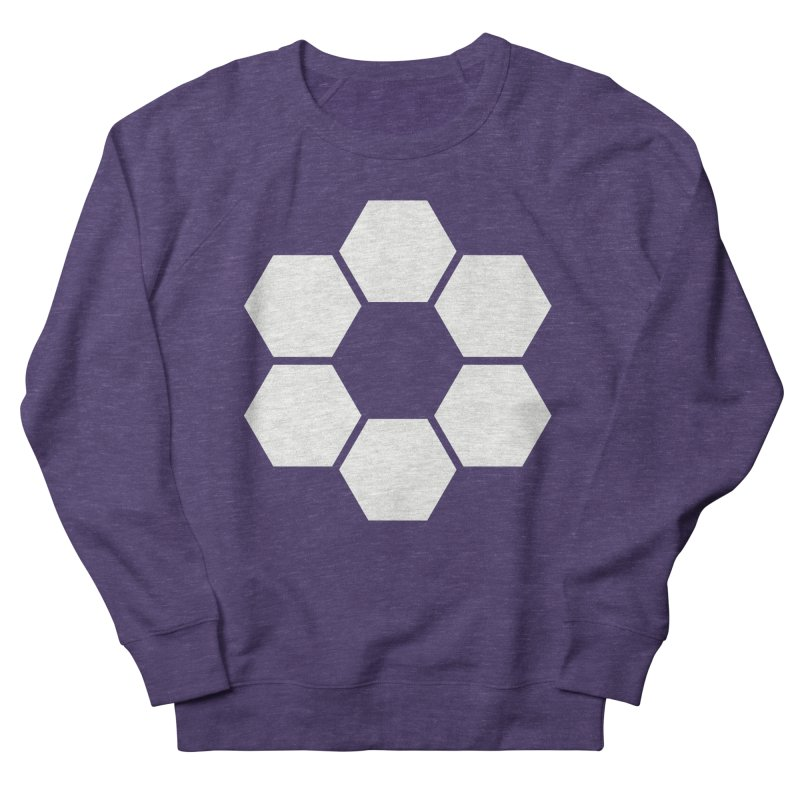 Kamon Solid W Women's French Terry Sweatshirt by Upper Realm Shop