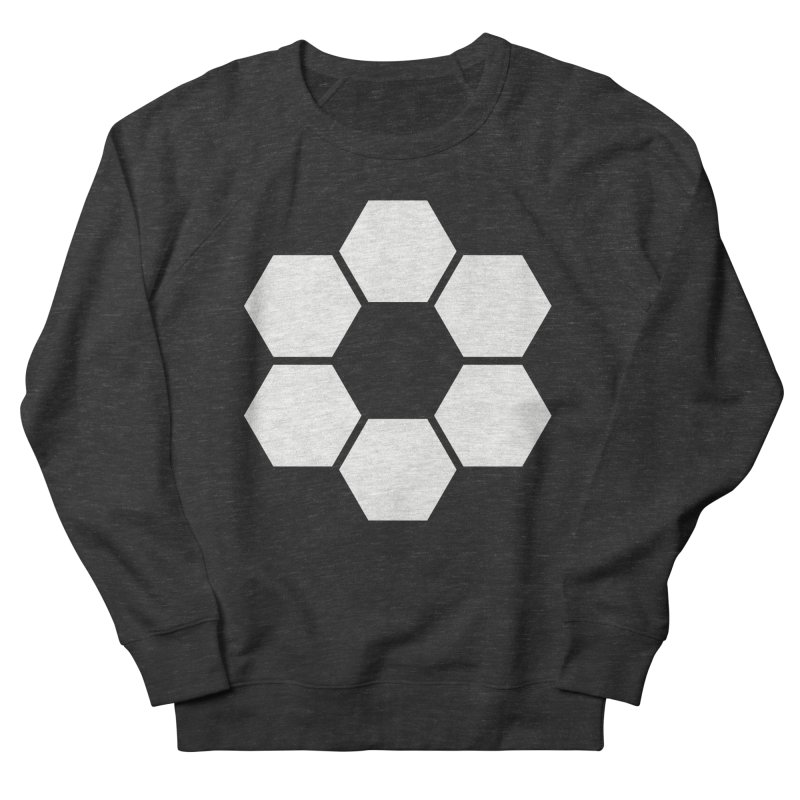 Kamon Solid W Men's French Terry Sweatshirt by Upper Realm Shop