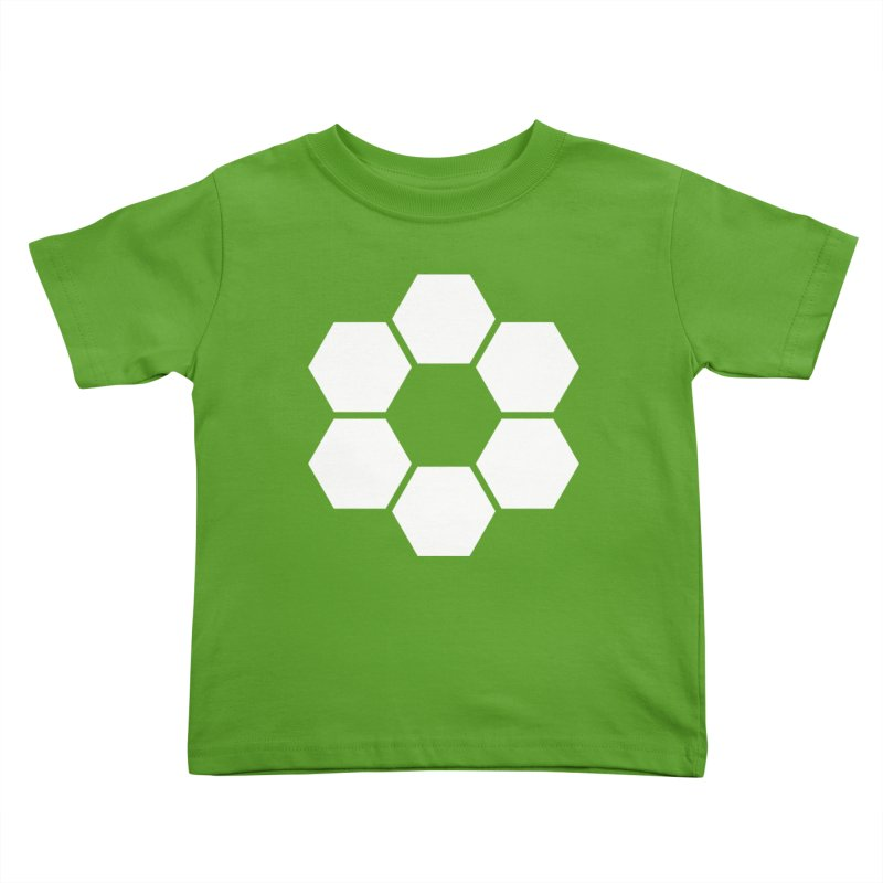 Kamon Solid W Kids Toddler T-Shirt by Upper Realm Shop