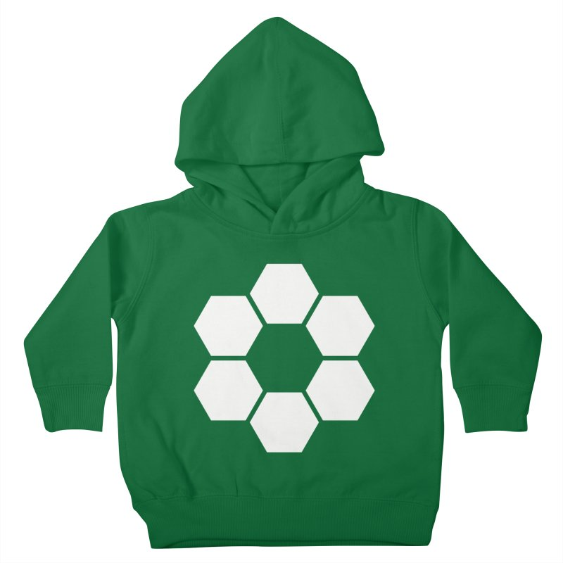 Kamon Solid W Kids Toddler Pullover Hoody by Upper Realm Shop