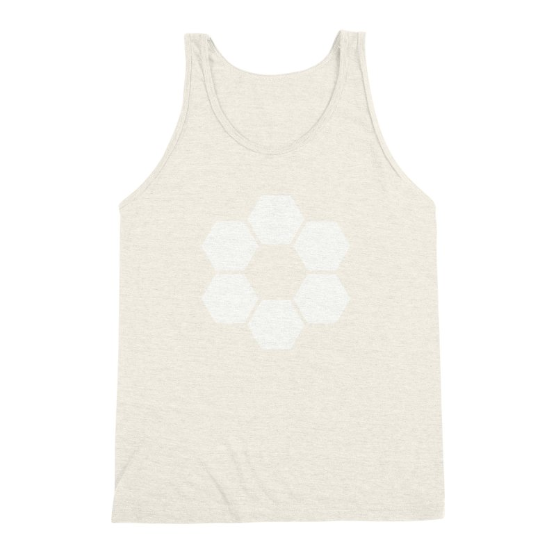 Kamon Solid W Men's Triblend Tank by Upper Realm Shop