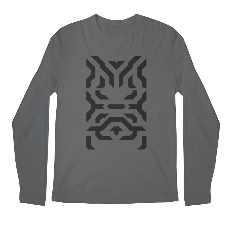Totem Eye Men's Longsleeve T-Shirt by Upper Realm Shop