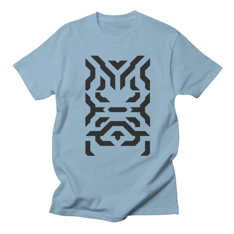 Totem Eye Men's T-Shirt by Upper Realm Shop