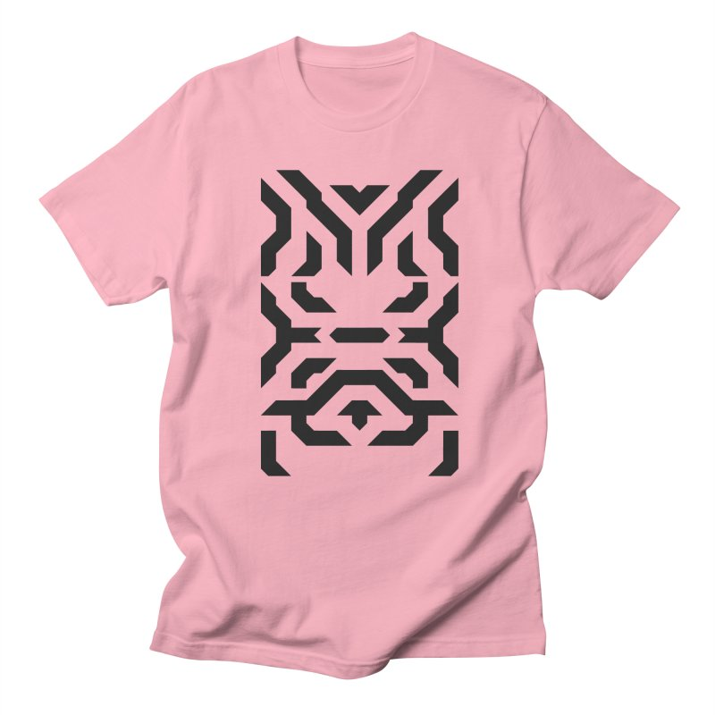 Totem Eye Men's Regular T-Shirt by Upper Realm Shop